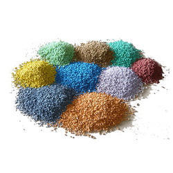 SBR Coloured Rubber Granules