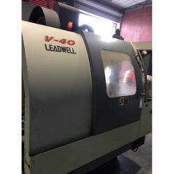 Lead Well V-40 CNC Machine