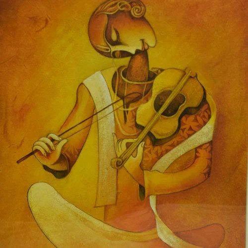 Stylish Wall Painting, पेंटिंग - Gallery Pioneer, New Delhi ...