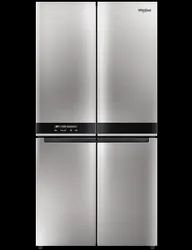 Whirlpool 4 Door 677 Ltrs Saturn Steel Refrigerator