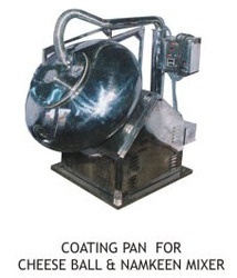 Revolving Coating Plant