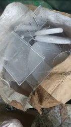 Transparent Plastic Scrap