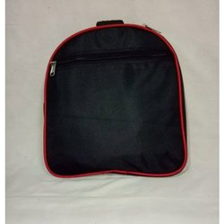 Plain Nylon Backpack