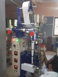 Sugar Pouch Packing (Mechanical FFS Machine)