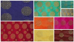 Upholstery Brocade Silk Fabric