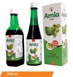 Amla Syrup, Packaging Size: 500 ml