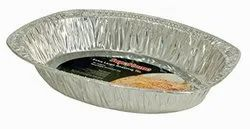 7500ML Oval Roaster Foil Container