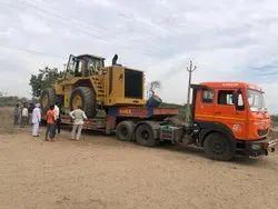 Road Transport Part Load Service
