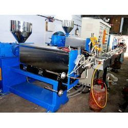 PVC Steel Rope Cable Machine