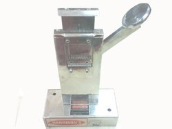 Hand Operated Tube Crimping Machine