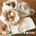 Biodegradable Cotton Produce Bag
