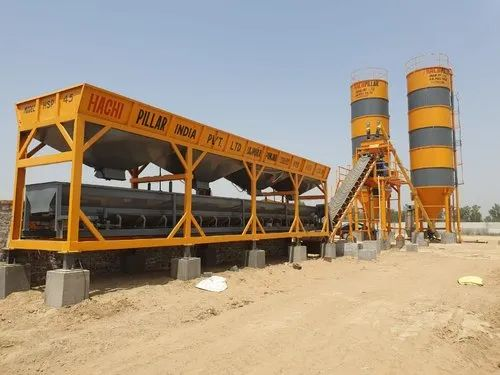 Fully Automatic Hachi Concrete Batching Plant/ RMC Type, Capacity: 30 Cum