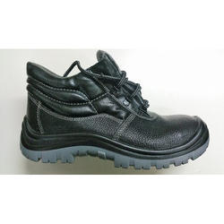 Double Delight High Ankle Safety Shoes