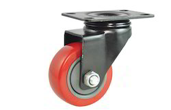 Heavy Duty Caster Wheels With Double Ball Bearing