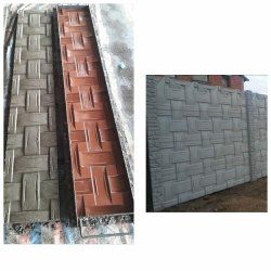 Precast Compound Wall FRP Mould