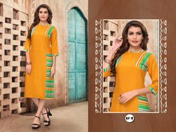Regular Wear Fancy Kurti
