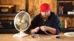 Electric Fan Repairing Service