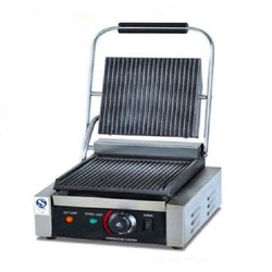 Electric Sandwich Griller, Packaging Type: Box