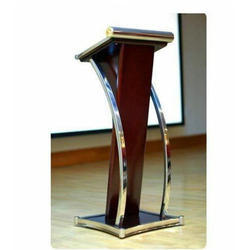 Stainless Steel Podium, Warranty: 1 Year