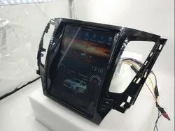 12.1'' Vertical Screen Tesla Style Car DVD Player Multimedia System for Mitsubishi Montero Sport 201