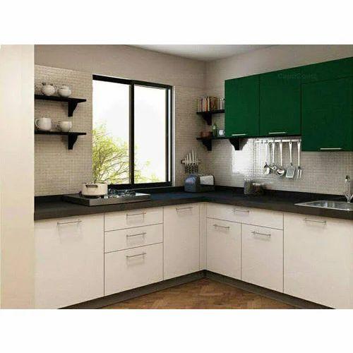 Design U Shaped Modular Kitchen At Rs 125000 Unit: Kitchens Design, Ideas And Renovation