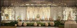 Grand Wedding Stage