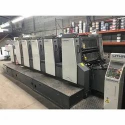 Komari Lithrone 526 Offset Printing Machine