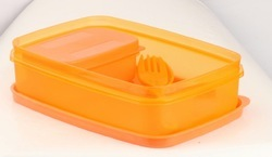 School Plastic Lunch Box