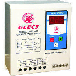 Digital Dual AC Starter With Timer