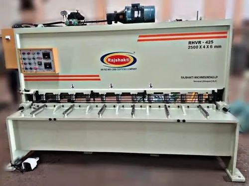 Hydraulic Plate Cutting Machine
