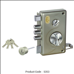 Godrej Pentabolt 1CK Rim Locks