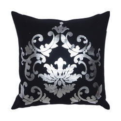 Foil Print Cushion cover