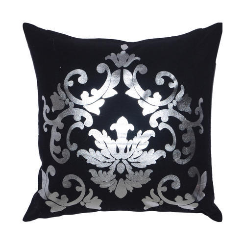 Cushion Cover - Cotton Printed Cushion Cover Manufacturer from Karur