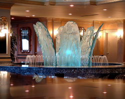 Changeable Indoor Water Fountain