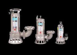 Stainless Steel Sewage Water Pumps