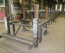 Mild Steel Conveyor Parts Fabrication
