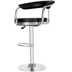 Stylish Black Colored Bar Stool