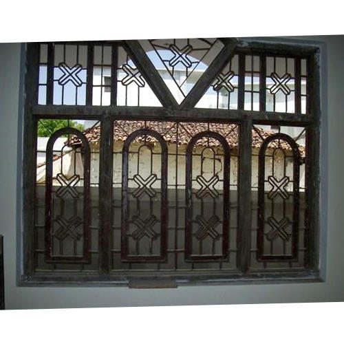 Wrought Iron Grill For Window 9