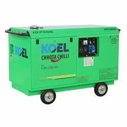 Petrol Generator 2.1 kW - 3 kW