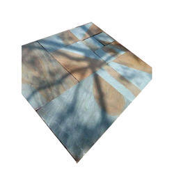 Rectangular Natural Stone Cladding