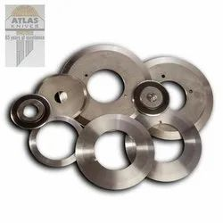 ATLAS Top Bottom Knives, For Industrial, Packaging Type: Wooden Box