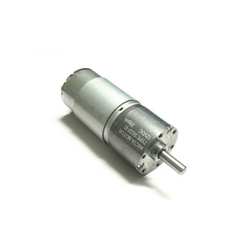 Permanent Magnet Brushed Geared DC Motor