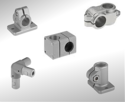 Square Tube Cross Clamp