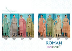 Designer Cotton  Digital Print Salwar Suits