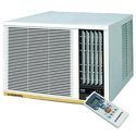 O General Sash Window Air Conditioner