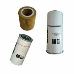 Atlas Copco Screw Compressor Filters