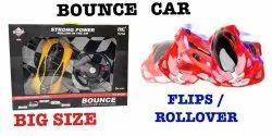 Plastic Bounce Car