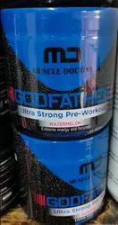Ultra Strong Pre Workout Supplement