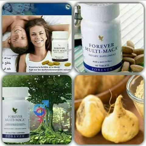 Forever Living Multi-Maca, 2 Tablets Per Day | ID: 16213936430