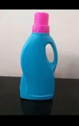 Empty Liquid Detergent Bottle